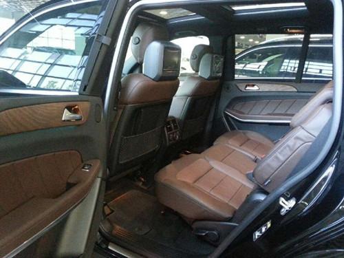 2013款奔驰GL350加拿大版 黑色棕色内饰 -奔驰GL级