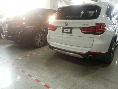 2014款宝马X5现车加拿大版 白色 棕内饰 -宝马X5