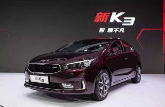 起亚新K3上市 一个智耀不凡的韩国欧巴 -起亚K3高清图片