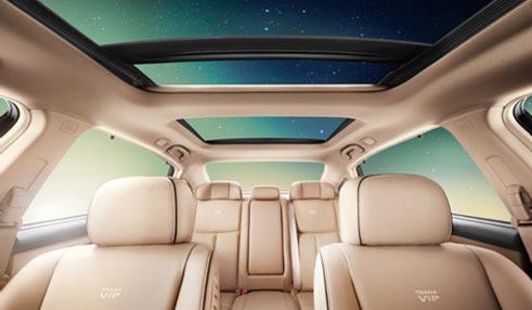 新世代天籁·公爵的EYE MAX超大全景天窗-天籁图片