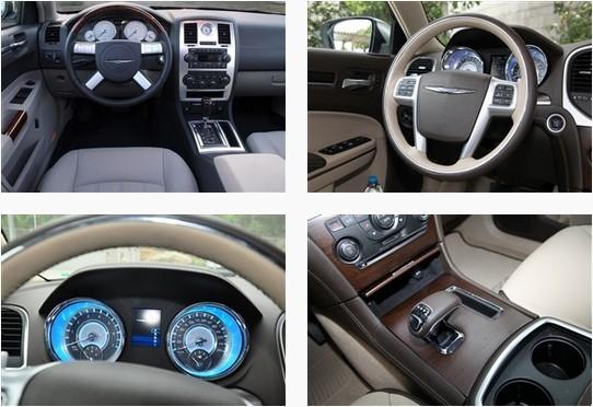进口克莱斯勒300C全系车型优惠4万元高清图片