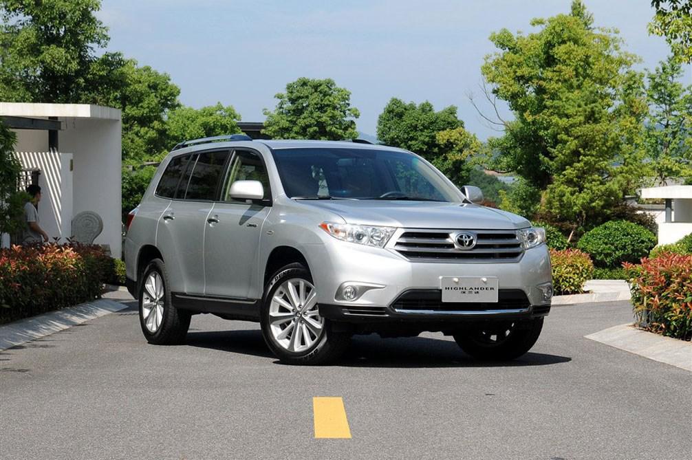 文峰丰田汉兰达 SUV市场销售老大 -汉兰达
