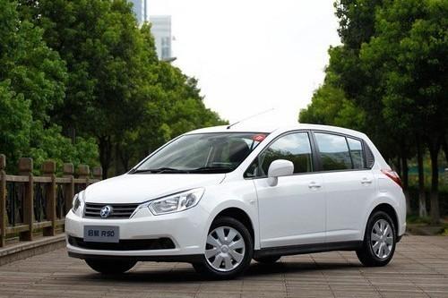 东风日产启辰品牌的第二款车型,与东风日产老款骐达同平台,主高清图片