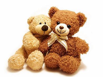 三等奖:可爱玩具熊