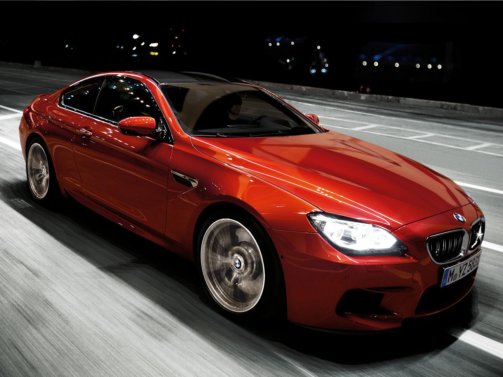 轿跑将搭载已配备在宝马x5m和x6m上的4.4l v8双涡轮增压发动高清图片