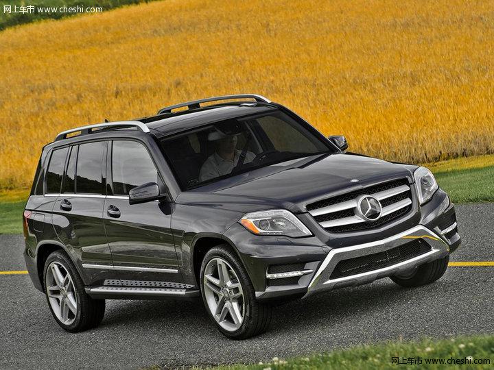 进口奔驰glk300价格奔驰glk300油耗怎样 高清图片