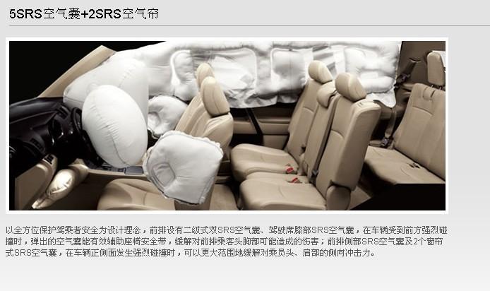 2012款 丰田汉兰达 2.7l 两驱豪华版 7座   2012款 丰田汉高清图片