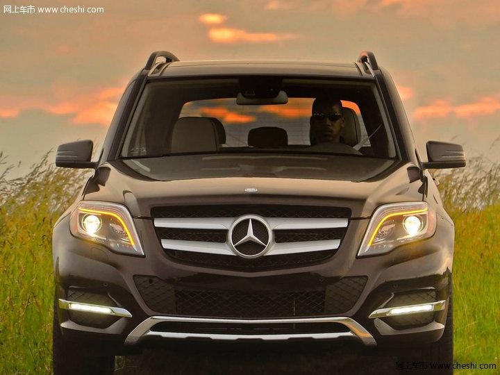 进口奔驰glk300多少钱奔驰glk300油耗 高清图片