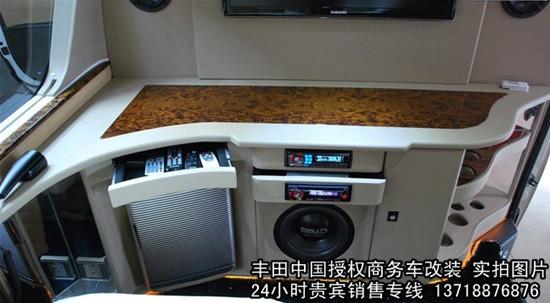 丰田海狮面包车价格丰田海狮面包车图片