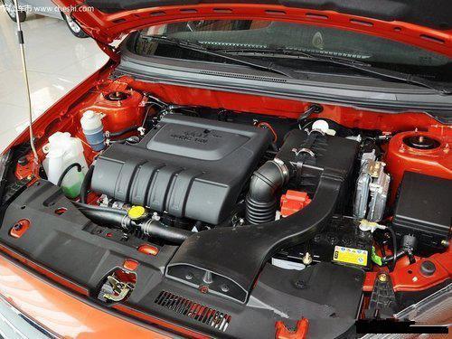 激情澎湃动力三菱4A9系列发动机详解高清图片