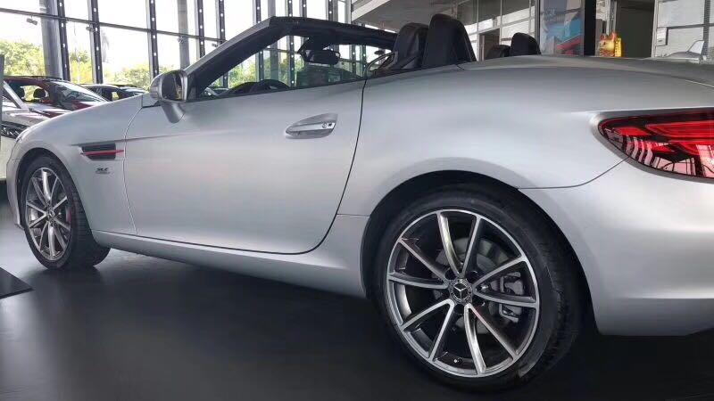 2018款奔驰slc260/slc300 敞篷跑车现车图片