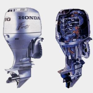 本田依旧技术范儿---船外机bf250图片