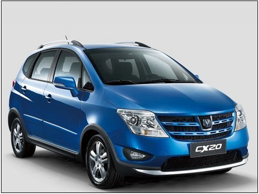 【新款长安CX20或年内上市 加入AMT变速箱_长安汽车环渤海4S店新高清图片