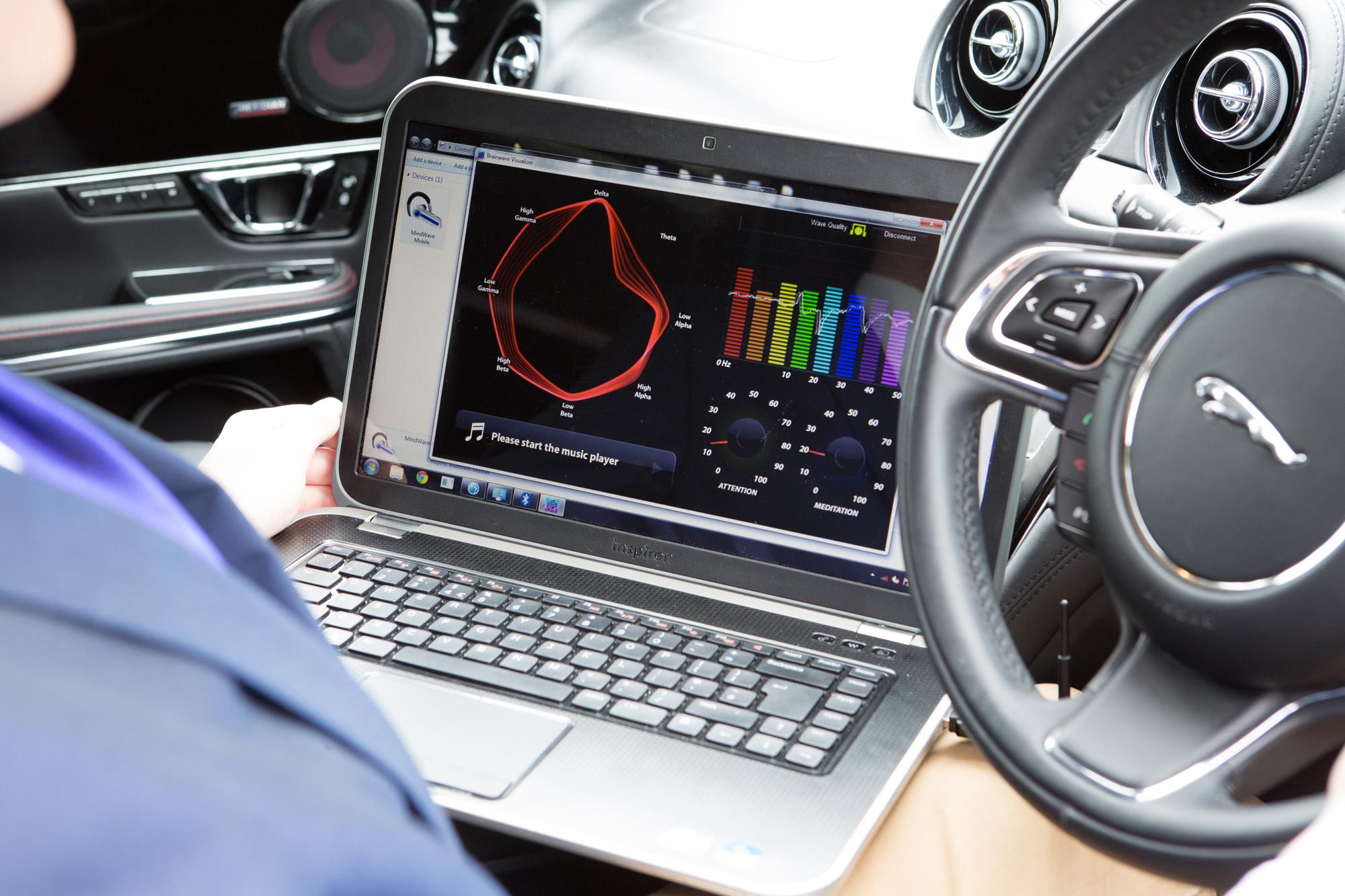 意识传感项目   捷豹路虎意识传感项目旨在研究汽车能否有高清图片
