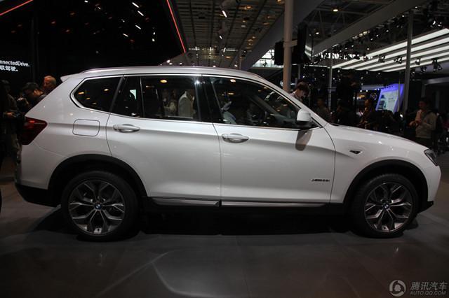 宝马X1 新宝马X3增入门级车型 本月上市 淄博圣宝汽车企业新闻 宝马X1