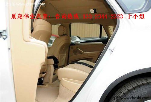 宝马X6中东版可搭载3.0排量双增压柴油发动机、3.0排量双增压汽油