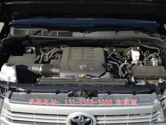 2017款美规版丰田皮卡坦途1794限量版北京店现车