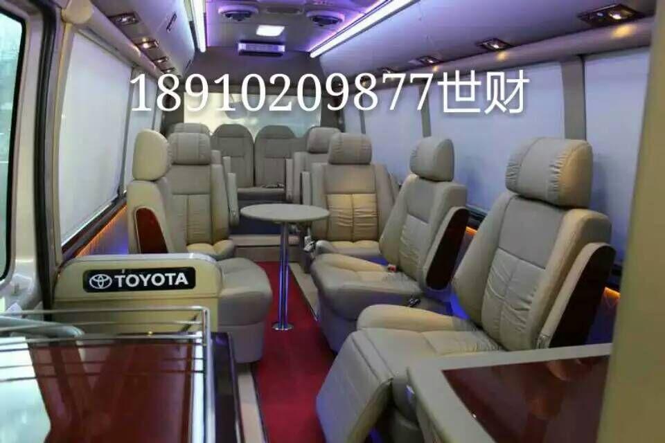 北京丰田4S店高清图片