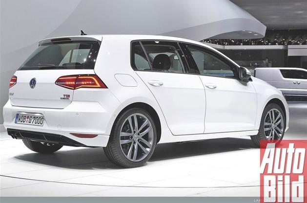 现款高尔夫全系搭载了大众汽车集团全新ea211系列发动机,匹配7