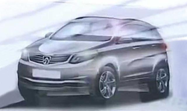 宝骏SUV或明年上市 或将搭载1.5T引擎高清图片