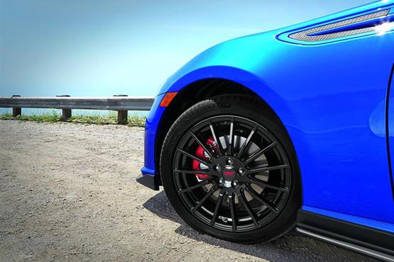 斯巴鲁brz series.blue特别版 7月上市高清图片