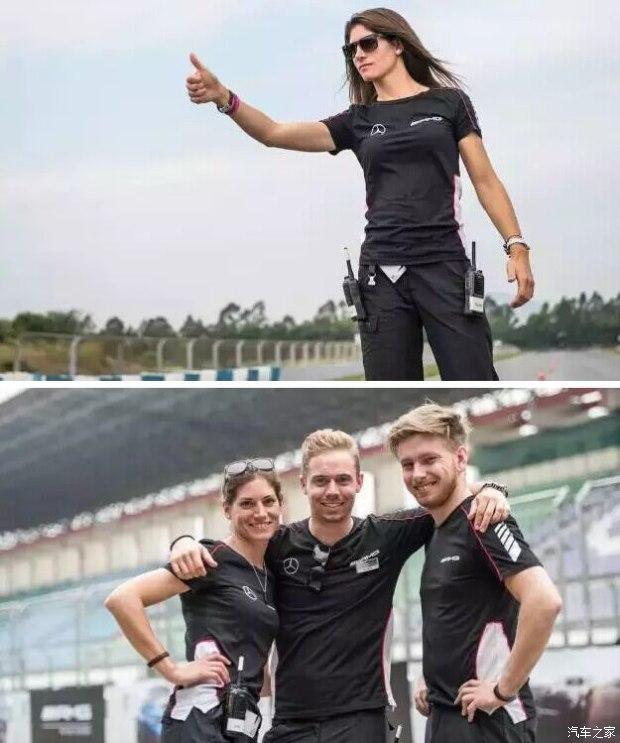 amg驾驶学院,每位教练都有自己的特长:擅长漂移、擅长耐力赛高清图片