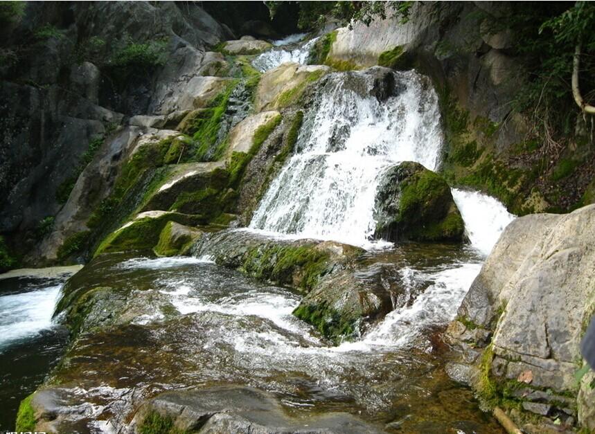壁纸 风景 旅游 瀑布 山水 桌面 859_627