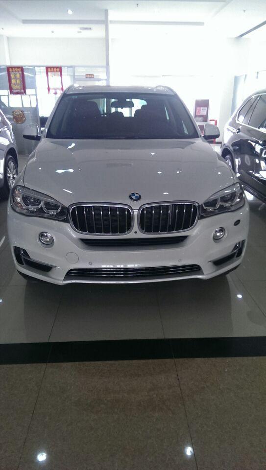 2014款宝马X5新车到港促销价格不买后悔 -宝马X5