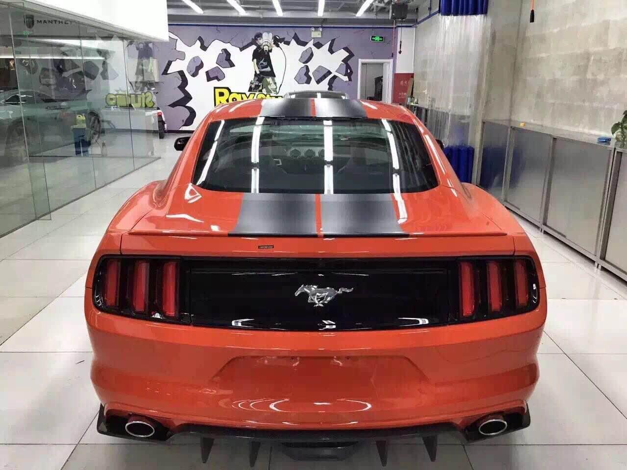 2016款福特野马,颜色齐全最新报价 -野马高清图片