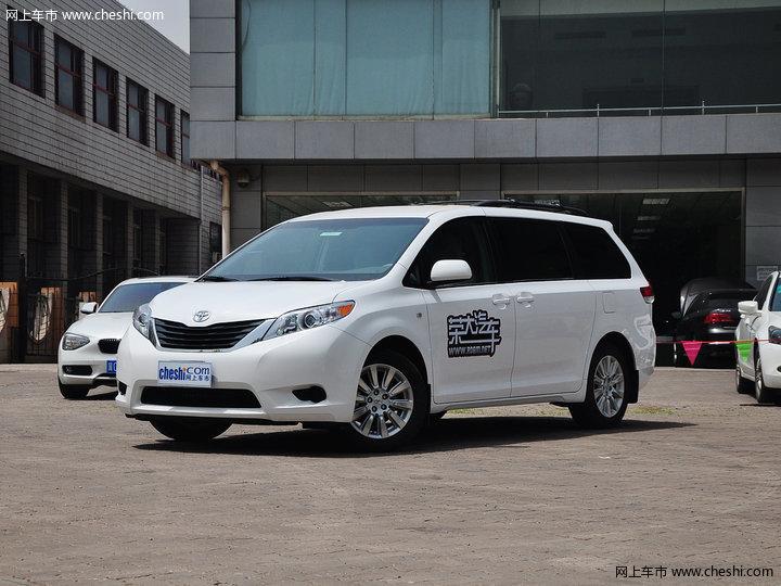 丰田塞纳大型商务车报价丰田塞纳最低价 高清图片