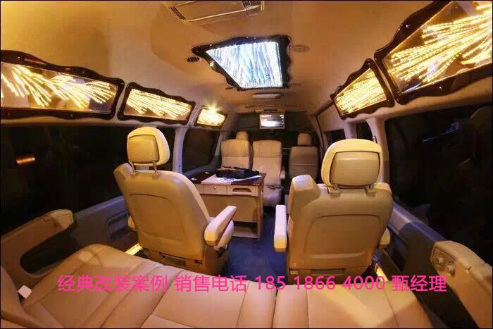 天津保税区国产丰田柯斯达改装19座现车