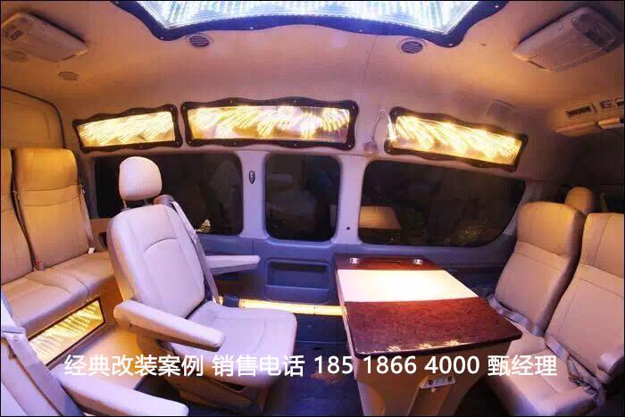 国产柯斯达改装12座 考斯特政府专用车