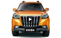 福迪SUV探索者6视频