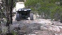JEEP世家 岩石爬行