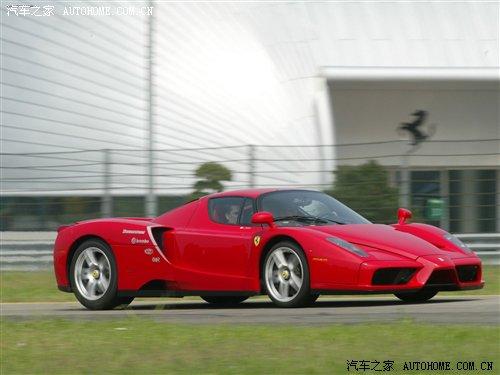 enzo继任者领衔 法拉利明年推两款新车 高清图片