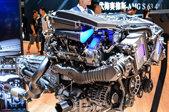 奔驰新一代4.0T V8双涡轮增压发动机