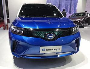 丰田E Concept概念车