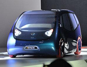 iSPACE智联电动概念车