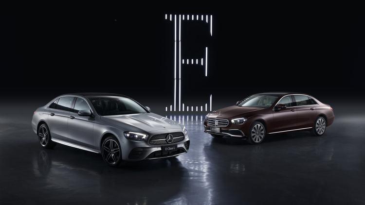 新款奔驰E级正式上市 售价:43.08-64.28万元
