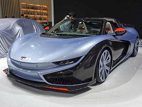 K50 Spyder概念车