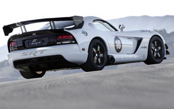 超级帅的改装车.2010款道奇 蝰蛇 srt10跑车图高清图片