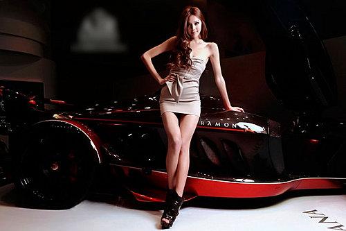 豪车美女美女豪车豪车美女高清大图美女豪车高清壁纸