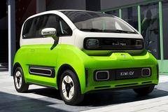 宝骏E300换名KiWi EV 售价太高!月销不足200辆