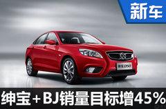 北京牌2017年销量预增45% 再推3款SUV