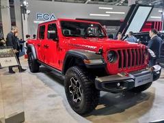 2021款Jeep角斗士推出威利斯版和80周年纪念版