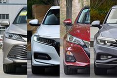 20万家轿的热门车型,哪几款是靠谱合适选项?