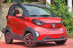 宝骏E100/E200新增车型上市续航305km 4.98万起售
