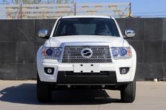 中兴新威虎柴油国六版上市,售8.98—9.98万元