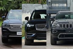 50万买大尺寸豪华SUV 成功男士选这三款 气场够强