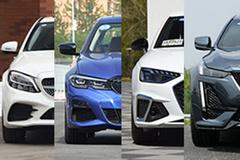 30万买豪华轿车 为何这4款是绕不开的选项?